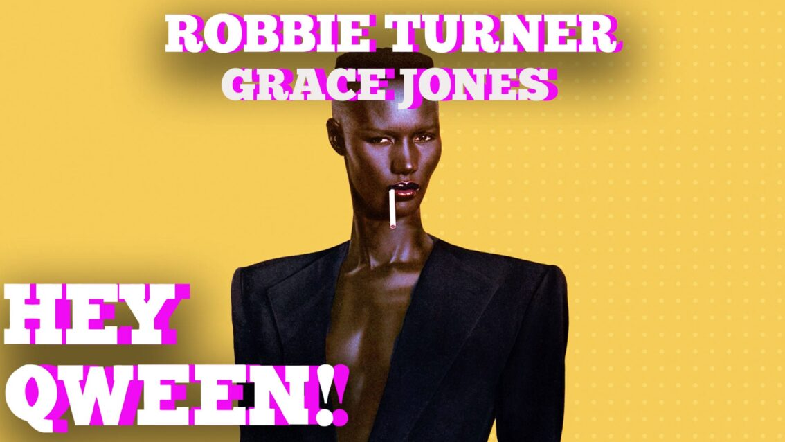 Hey Qween! BONUS: Jonny & Lady Red Love Grace Jones