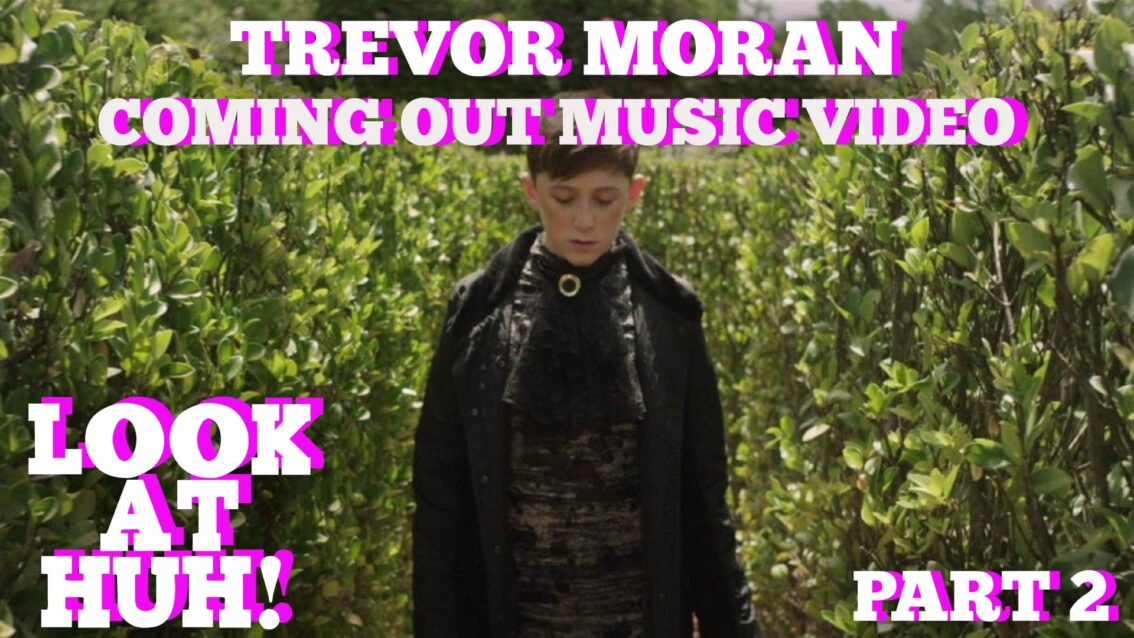 Hey Qween! HIGHLIGHT: Trevor Moran On His Coming Out Music Video