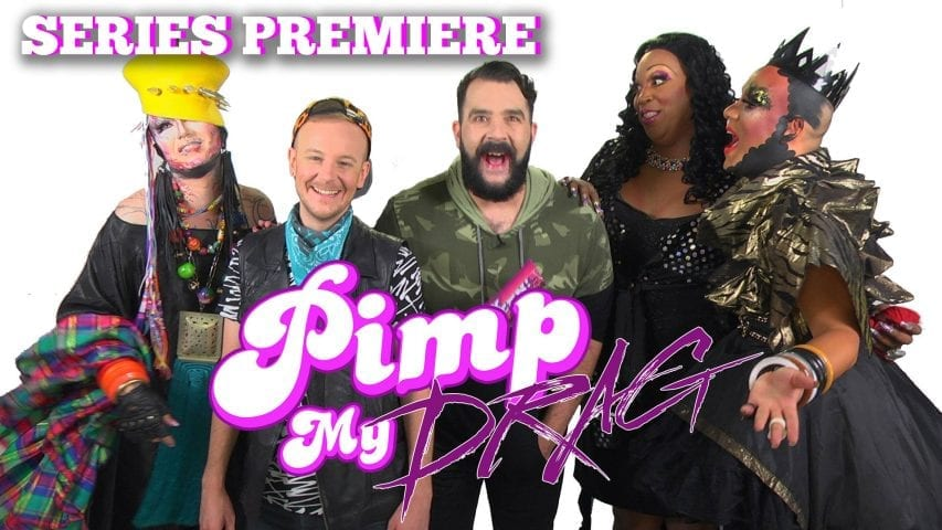 PIMP MY DRAG: Premiere Episode Featuring MEATBALL- A Drag Makeover Special Photo