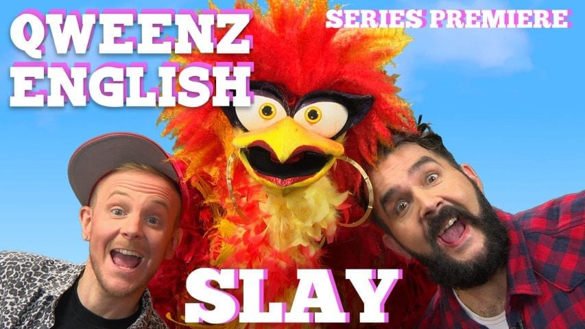 """Kai Kai"" – QWEENZ ENGLISH Series Premiere Episode Featuring ADAM JOSEPH, JONNY MCGOVERN, and MISS FUEGO Photo"