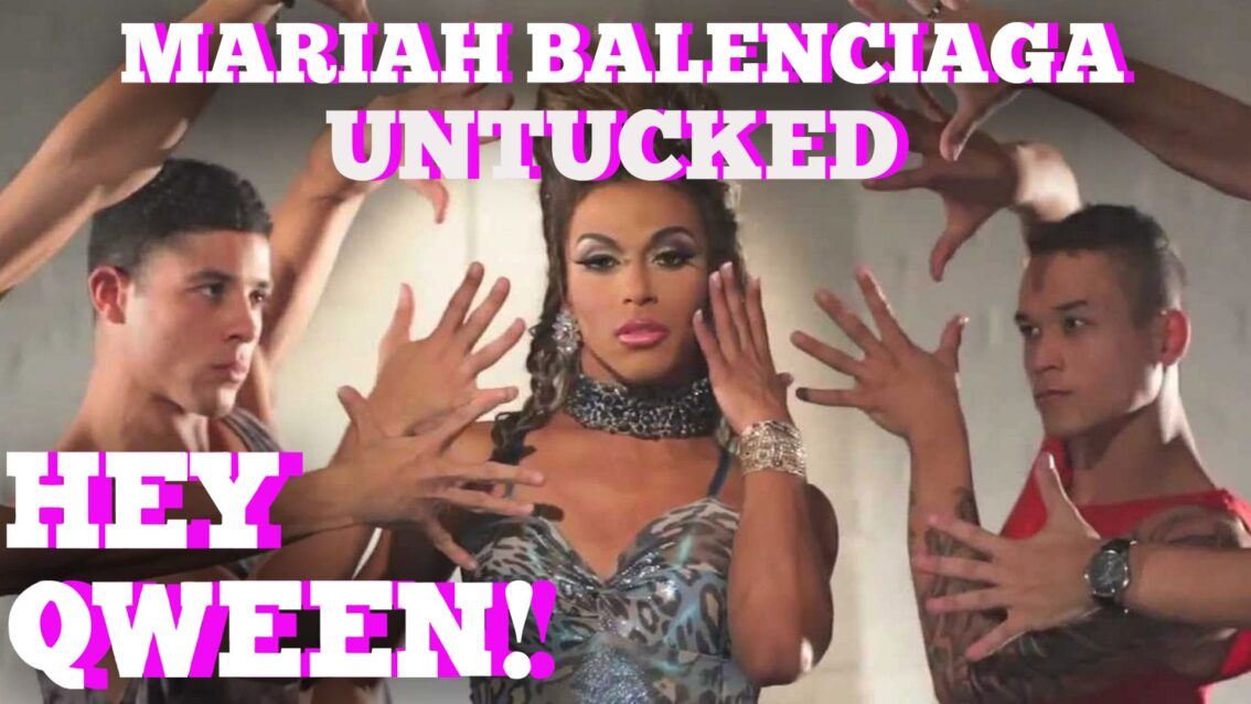 Mariah Balenciaga On The Iconic Shangela VS Mimi Untucked Fight: Hey Qween! BONUS