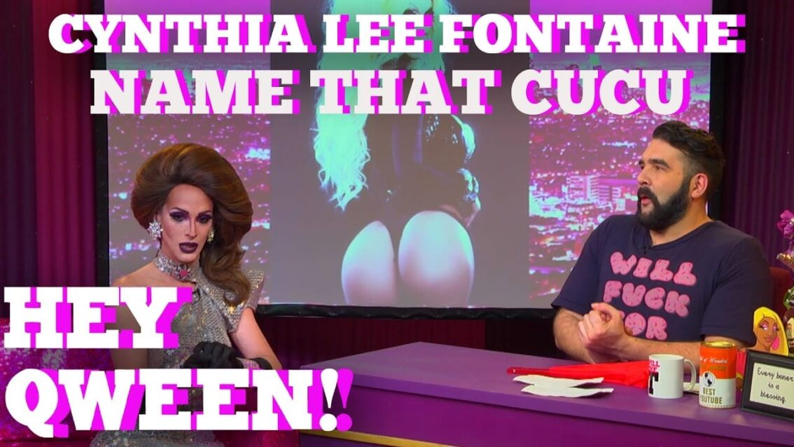 Name That CuCu with Cynthia Lee Fontaine