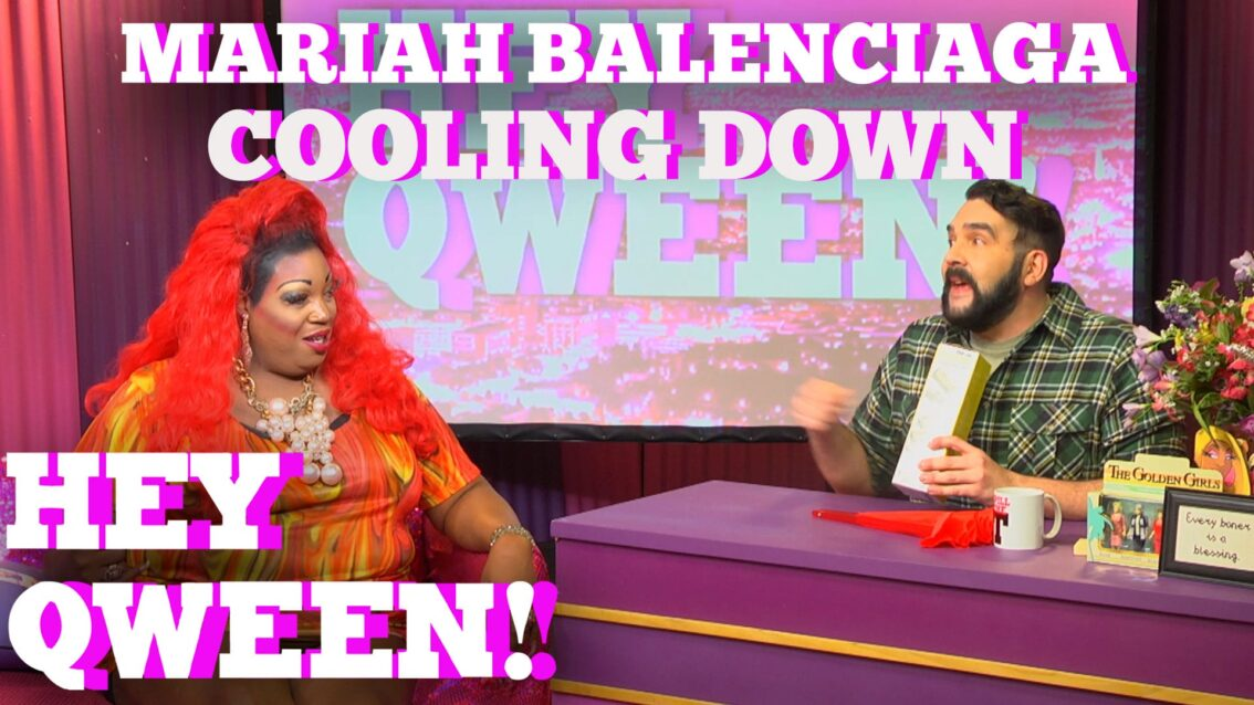 COOLING DOWN with ODIOUS!: Hey Qween! Highlight