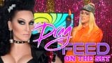 "MICHELLE VISAGE BEST MOMENTS! ""On The Set"" 