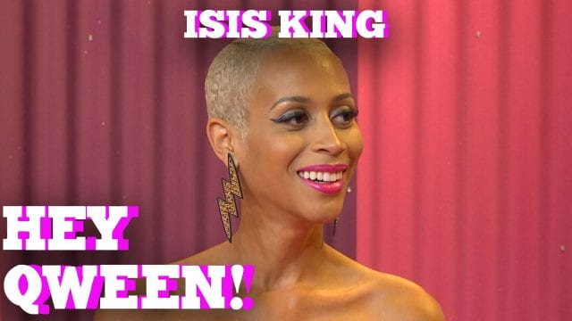 ISIS KING on HEY QWEEN! with Jonny McGovern