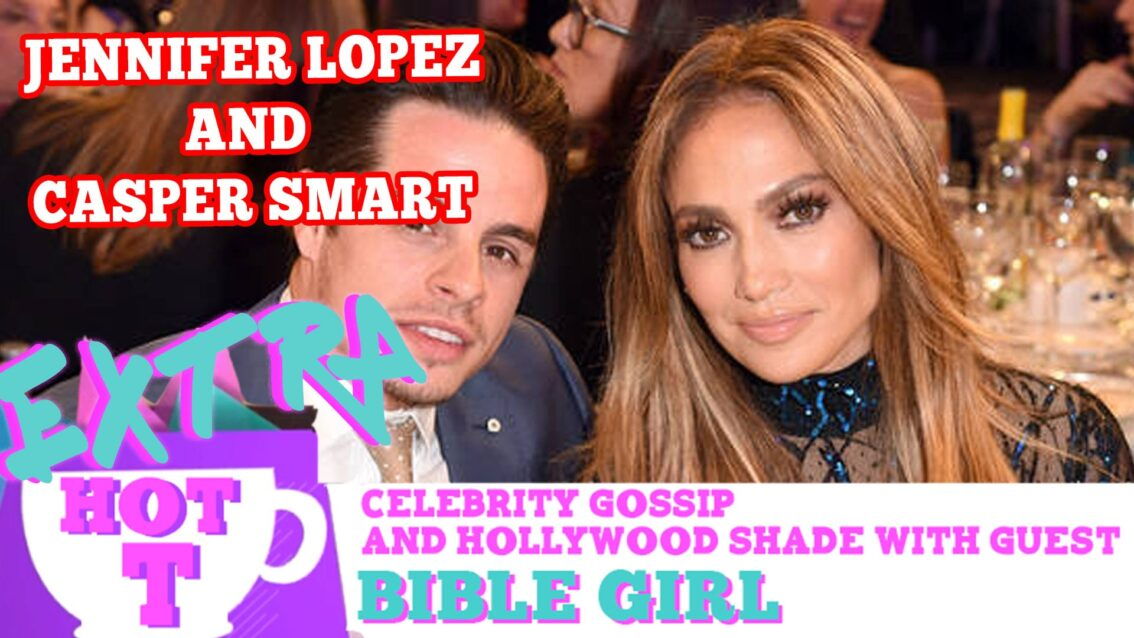 Jennifer Lopez and Casper Smart Back Together?: Extra Hot T with Bible Girl: