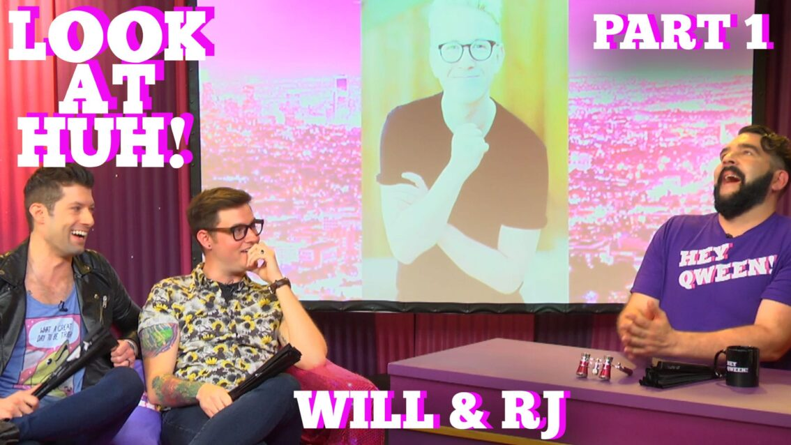 WILL & RJ on LOOK AT HUH! Part 1