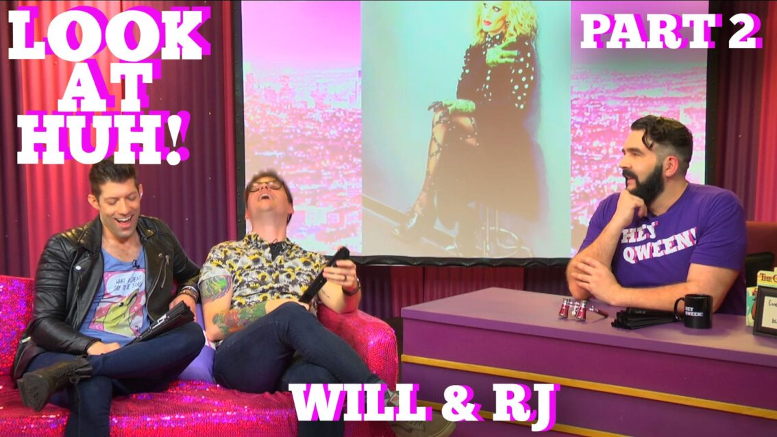 WILL & RJ on LOOK AT HUH! Part 2