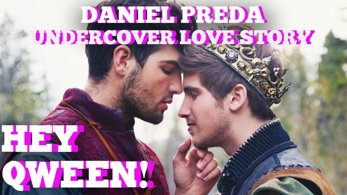 Hey Qween Highlight: Daniel Preda & Joey Graceffa's Undercover Love Story