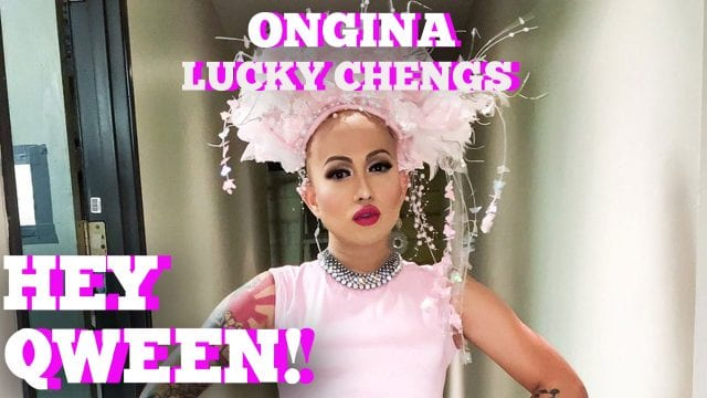 Ongina On The Legacy Of Legendary Drag Restaurant Lucky Cheng's: Hey Qween HIGHLIGHT