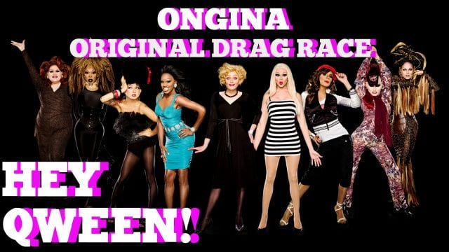 Ongina On The Original Format Of RuPaul's Drag Race: Hey Qween HIGHLIGHT