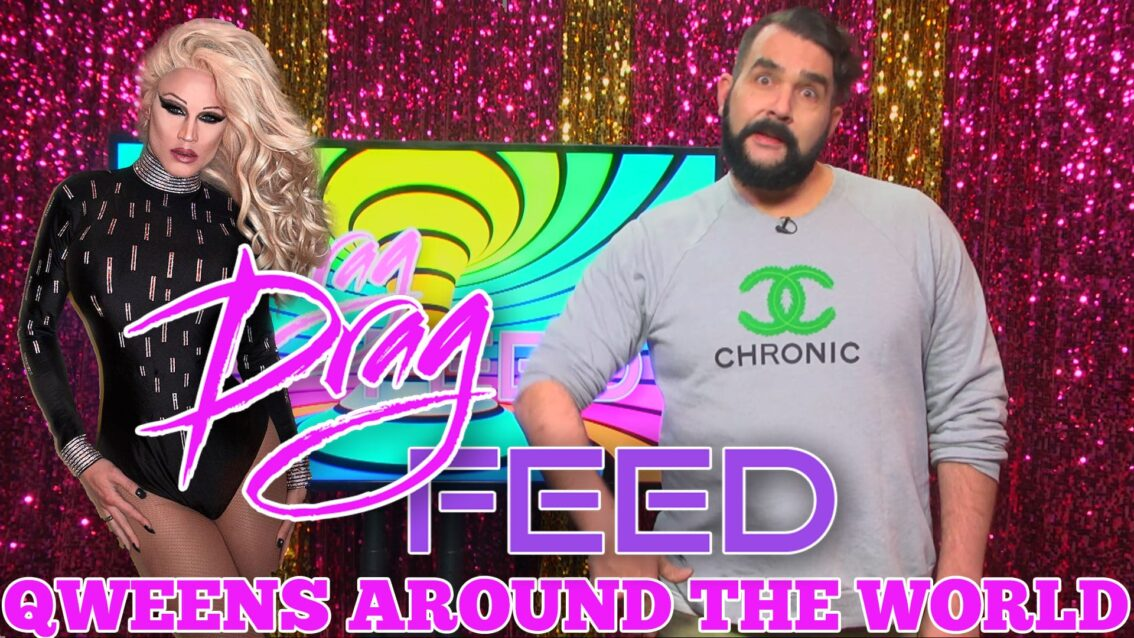 "NEBRASKA THUNDERFUCK AND MORE BUFF QUEENS! ""Queens Around The World"" 