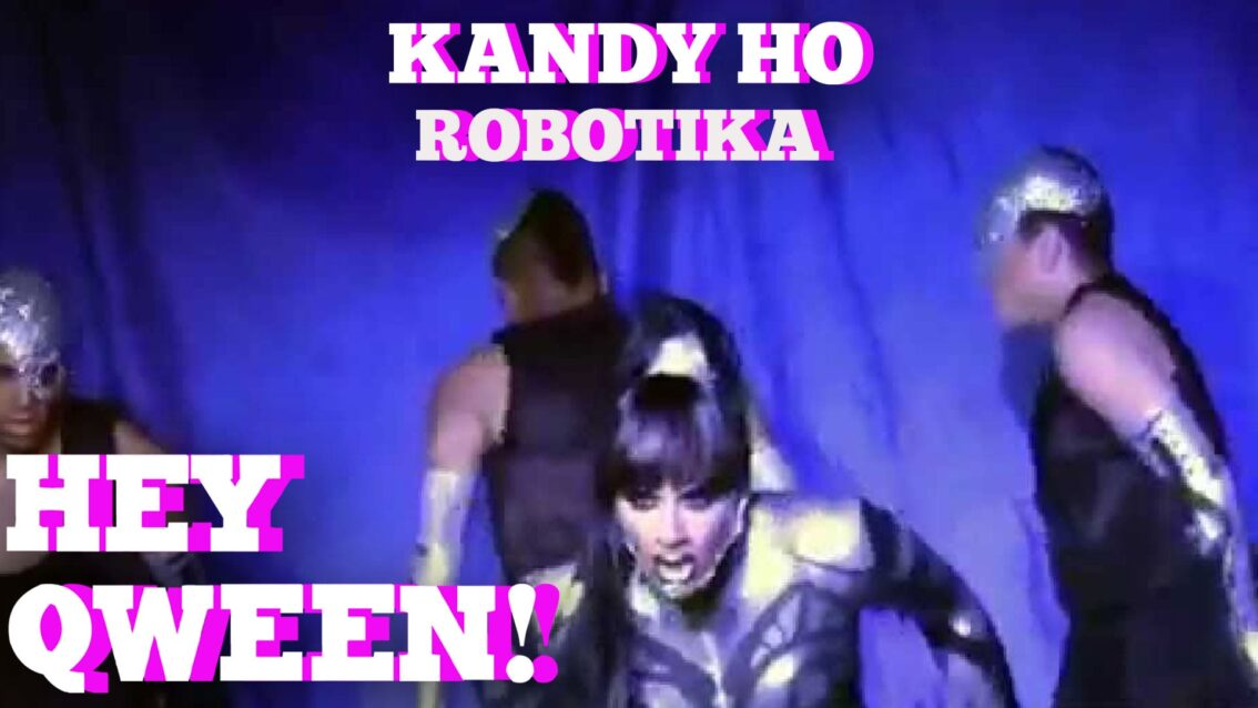 "Kandy Ho Talks About Her Incredible ""Robotika"" Performance: Hey Qween! HIGHLIGHT"