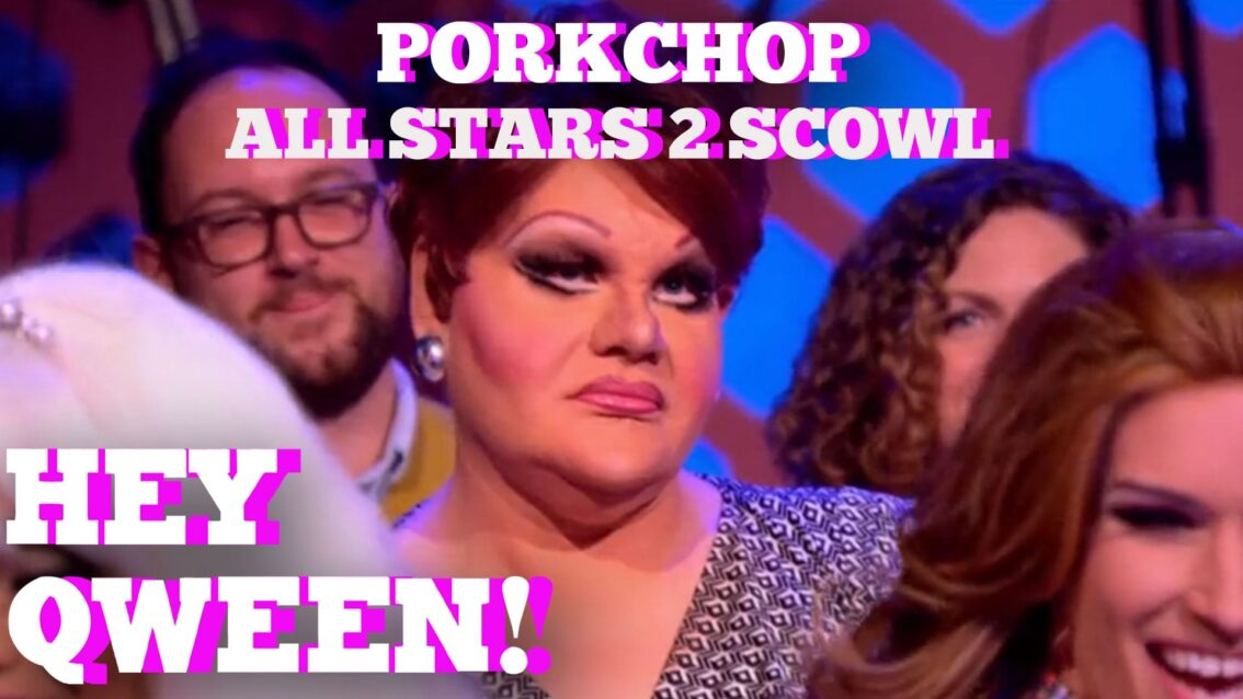Porkchop Parker On Her Infamous All Stars 2 Scowl: Hey Qween HIGHLIGHT