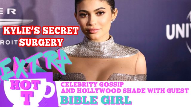 Kylie Jenner Secret Surgery? Extra Hot T with Bible Girl