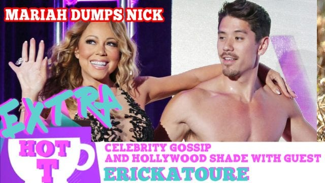 Mariah Dumps Nick For Her Hot Side Piece Bryan: Extra Hot T with ERICKATOURE