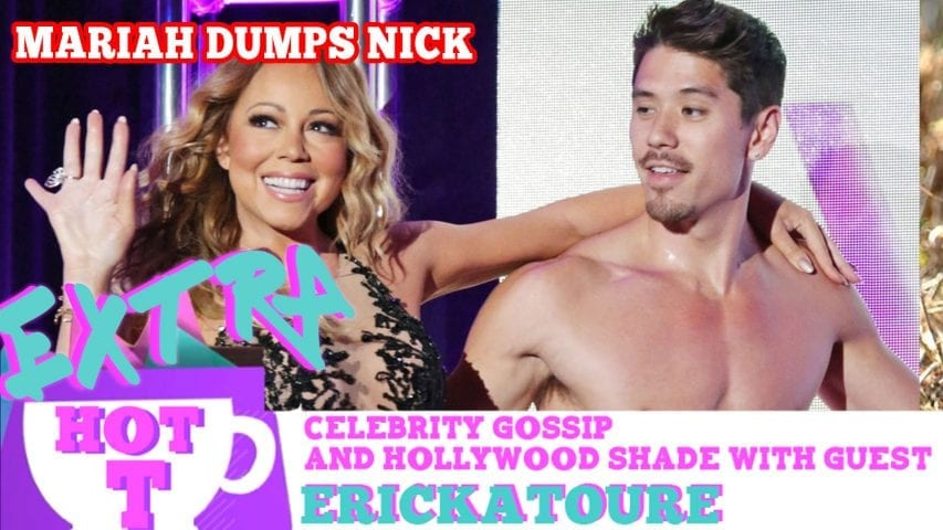 Mariah Dumps Nick For Her Hot Side Piece Bryan: Extra Hot T with ERICKATOURE Photo