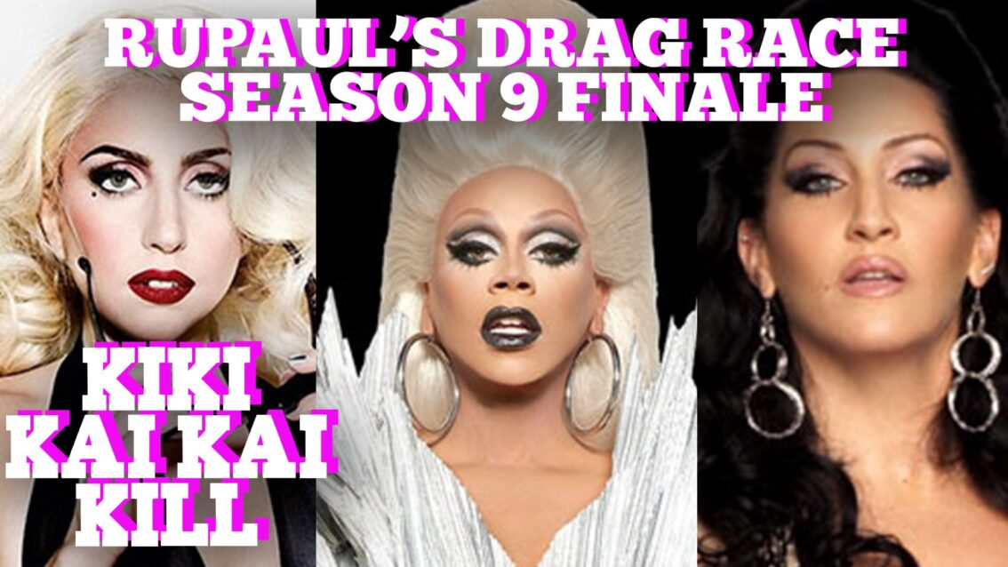 Kiki, Kai Kai, Kill with Peppermint, Aja AND MORE! at the RuPaul's Drag Race Season 9 Finale!