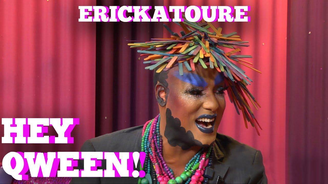 Erickatoure On Hey Qween! With Jonny McGovern