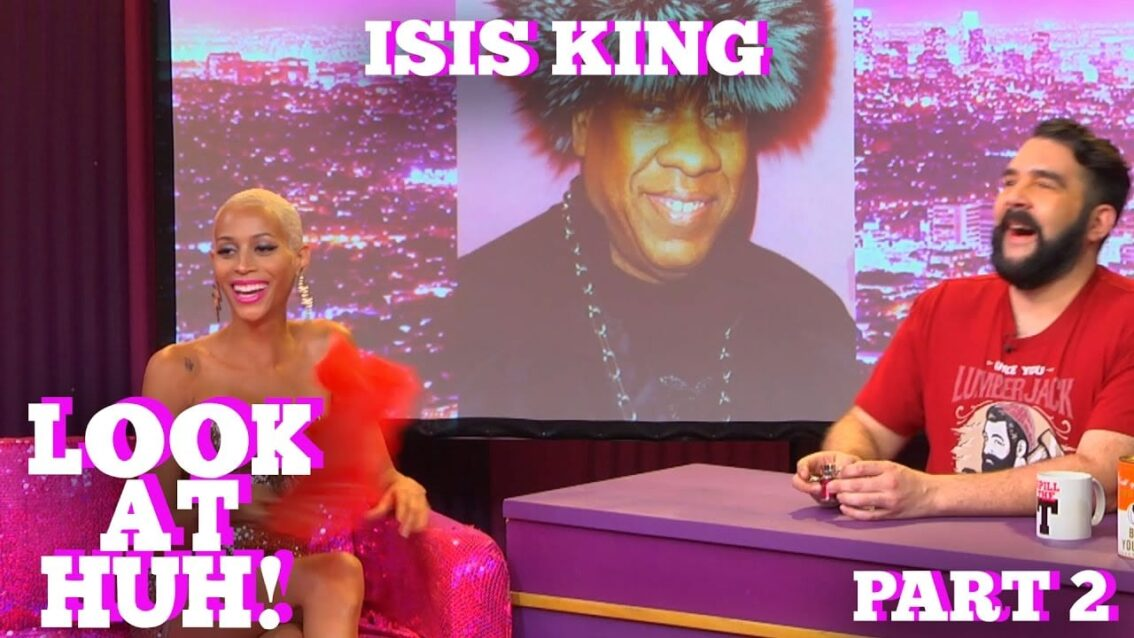 ISIS KNG on LOOK AT HUH! Part 2