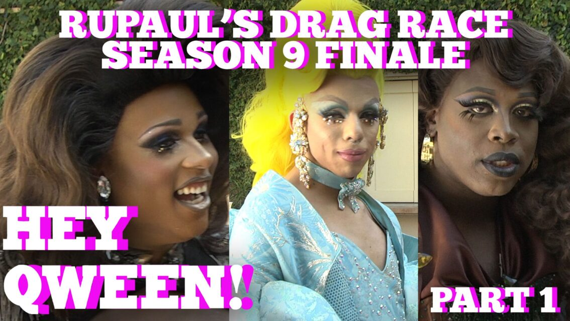 PEPPERMINT, AJA, KIMORA BLAC, BOB THE DRAG QUEEN and MORE! on the RuPaul's Drag Race Season 9 Live Finale Red Carpet!