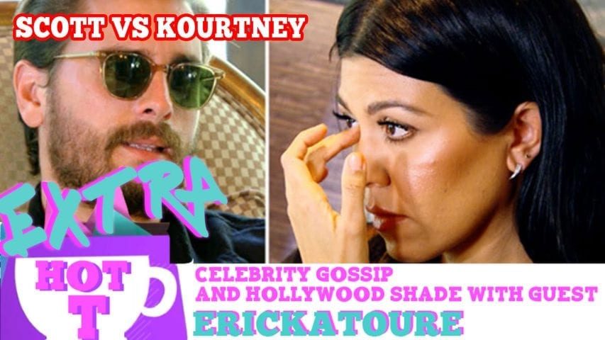 Scott VS Kourtney Battle Of The Revenge Romances: Extra Hot T with ERICKATOURE Photo
