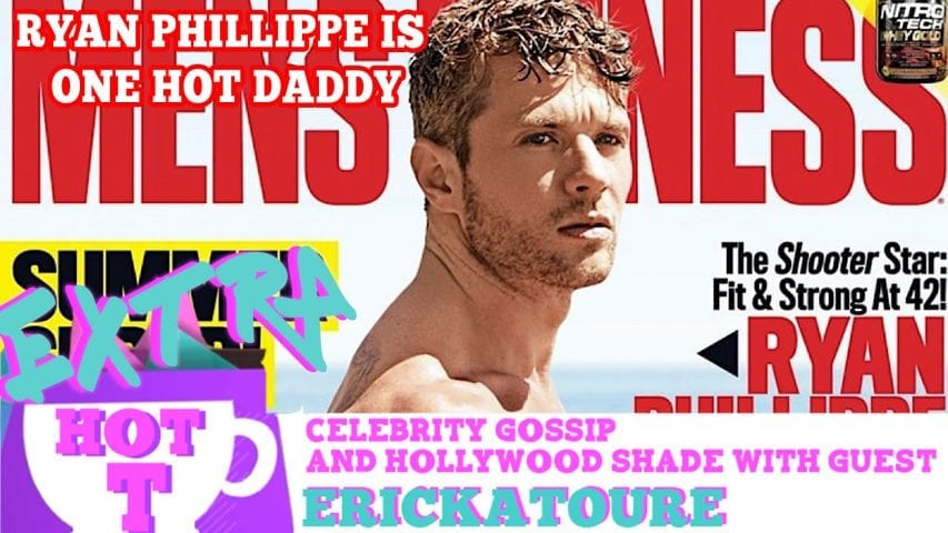Ryan Phillippe Is One Hot Daddy!: Extra Hot T Season Finale Photo
