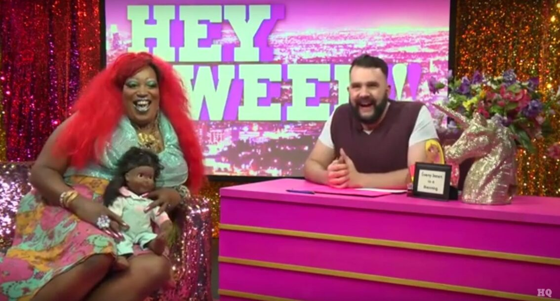 Hey Qween Season 4 Sizzle Reel
