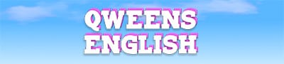 Qweenz English Logo