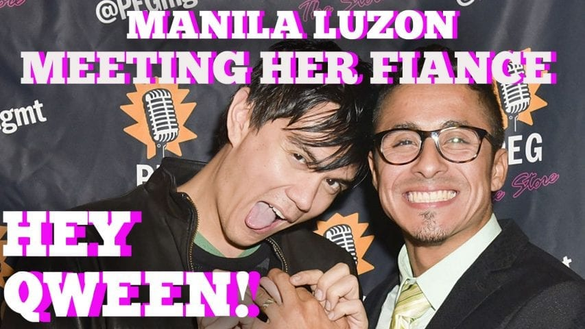 Manila Luzon Talks About Meeting Her Fiance: Hey Qween HIGHLIGHT Photo