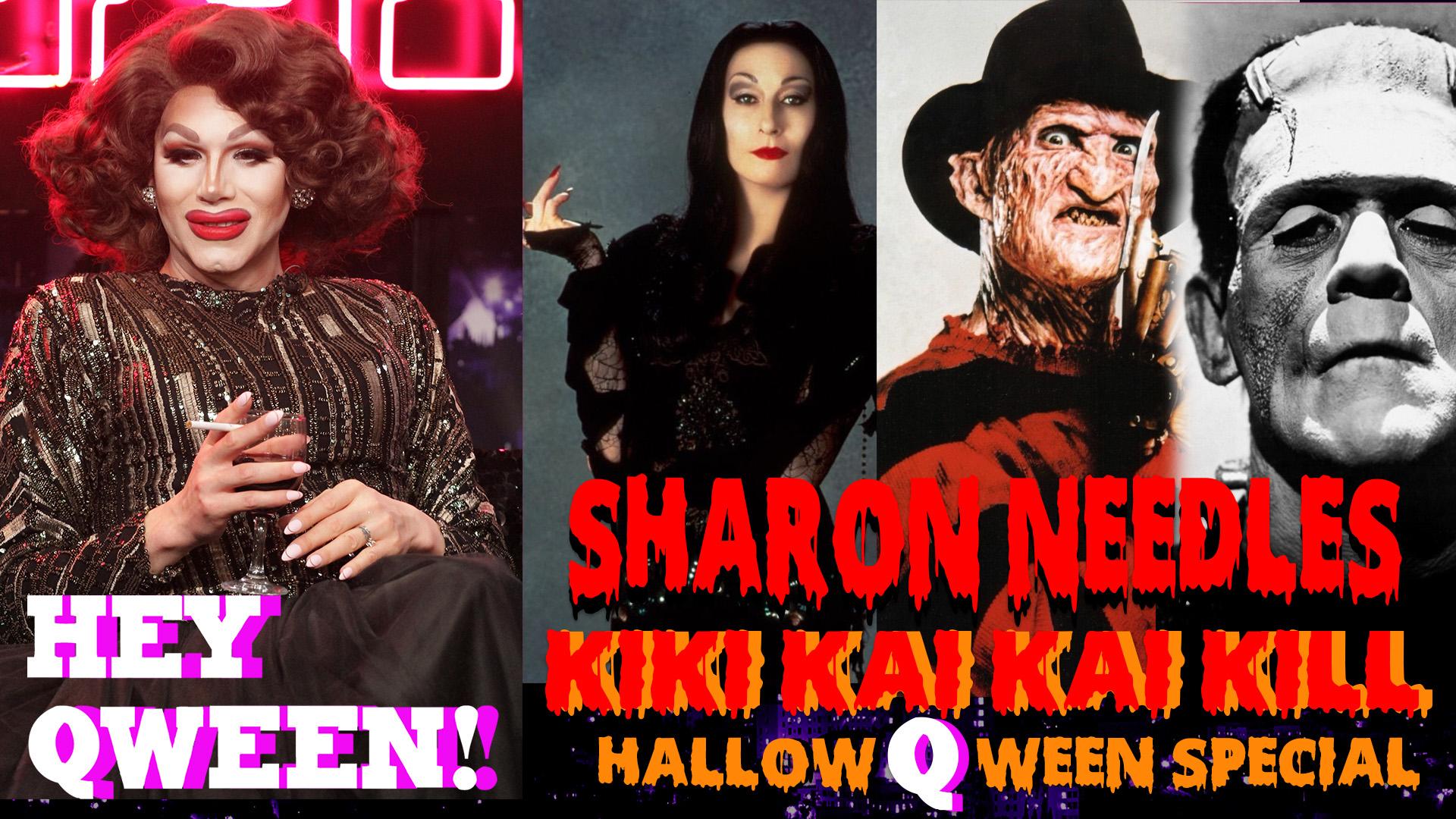 Sharon Needles Plays Kiki Kai Kai Kill ( Extended Version)