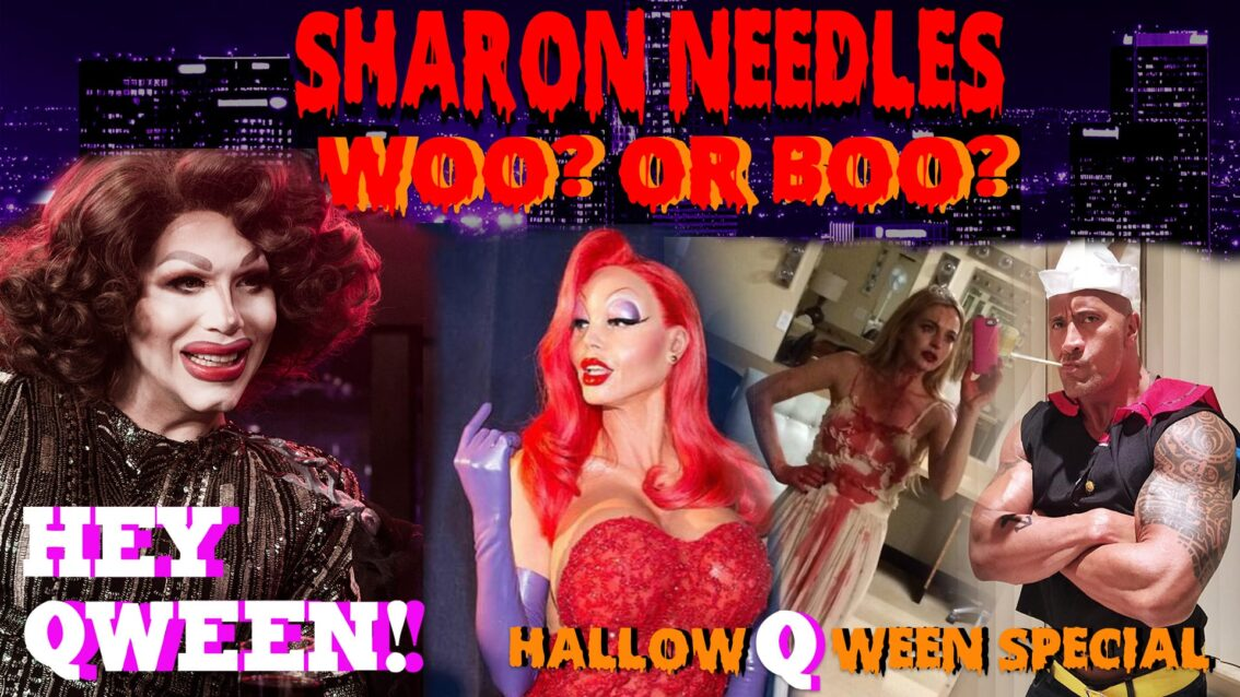 Sharon Needles Plays Wooo Or Boo (Extended Version)