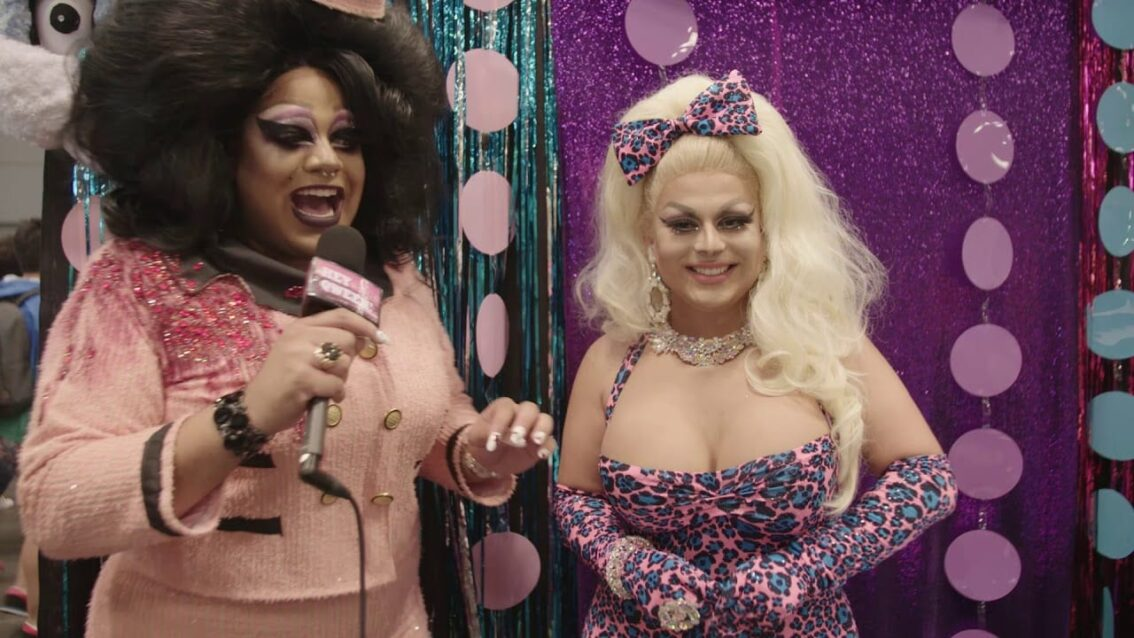Jaymes Mansfield at DragCon NYC 2017 – Hey Qween!