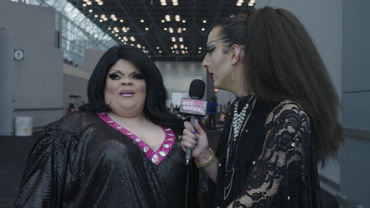 Stacy Layne Matthews at DragCon NYC 2017 – Hey Qween!