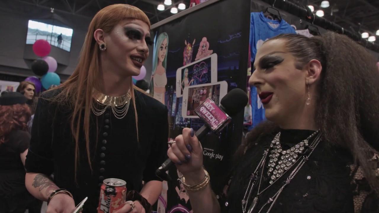 Lisa Limbaugh at DragCon NYC 2017 – Hey Qween!