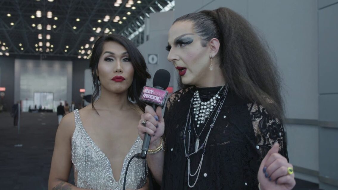 Gia Gunn at DragCon NYC 2017 – Hey Qween!