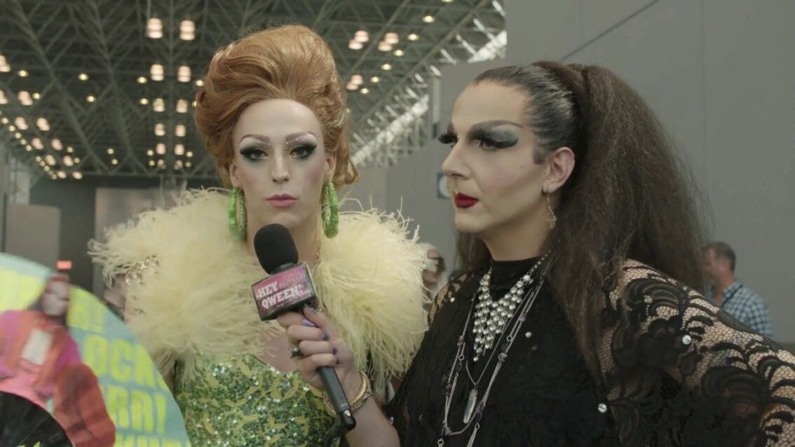 Laganja Estranja at DragCon NYC 2017 – Hey Qween!