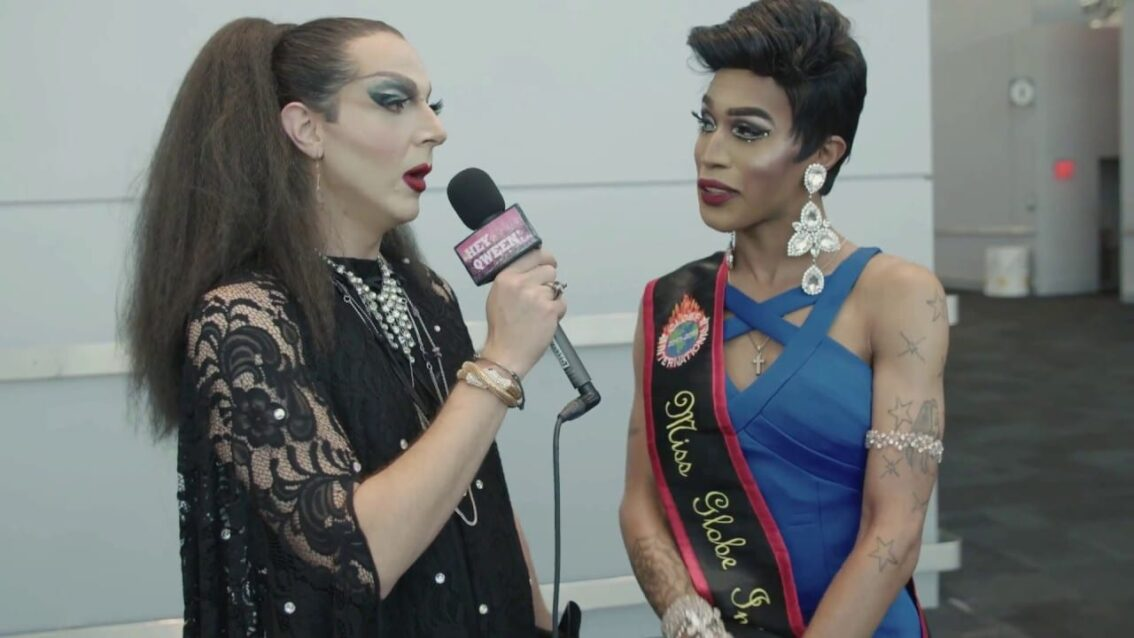Trinity K. Bonet at DragCon NYC 2017 – Hey Qween!