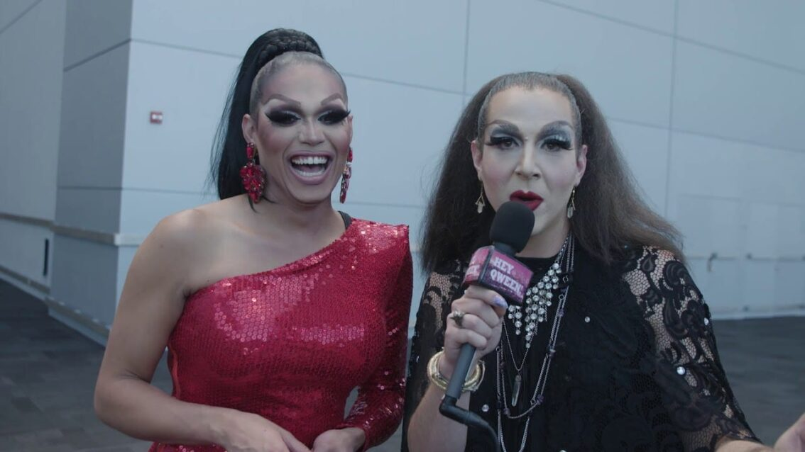 Mariah Balenciaga at DragCon NYC 2017 – Hey Qween!