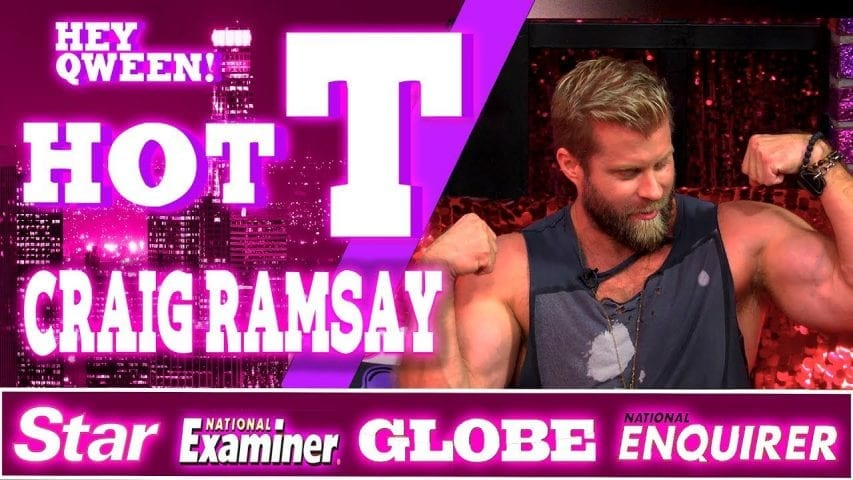 Hot T Season 4 Episode 4 with Bravo star Craig Ramsay Photo
