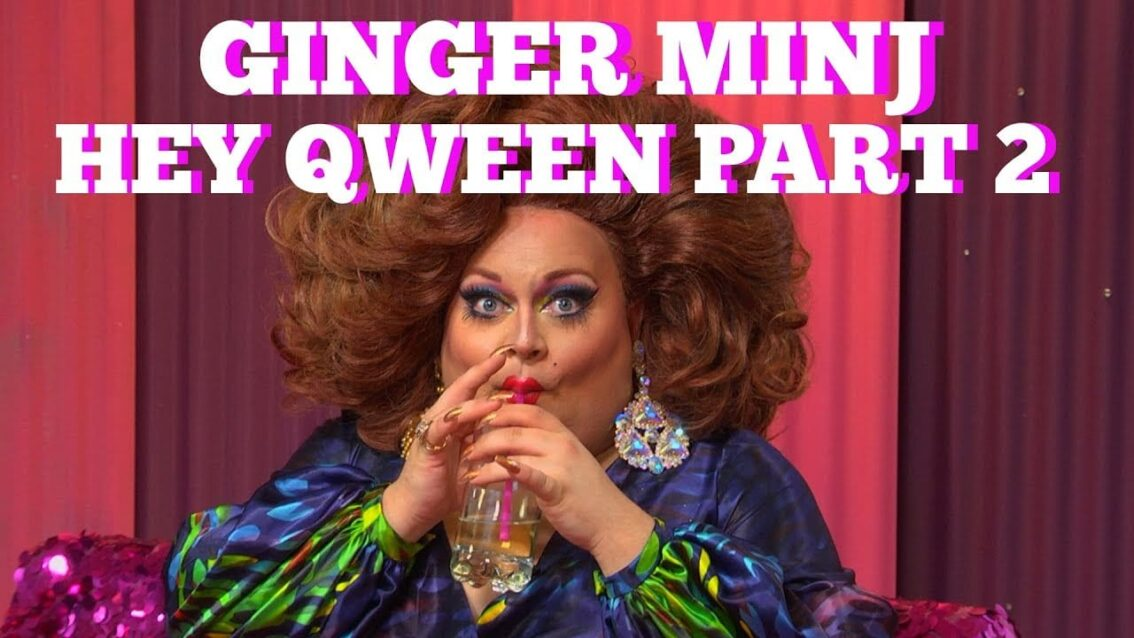Ginger Minj Judges Ru Girl Albums: Dance 2 The Beat Or Take A Seat?