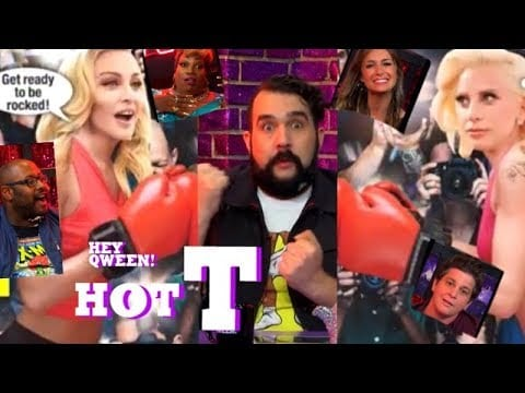 Madonna To Fight Lady Gaga? Hot T S4 E7 with Special Guest Ira Madison III