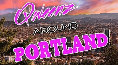 Portland Drag on Qweens Around The Country!