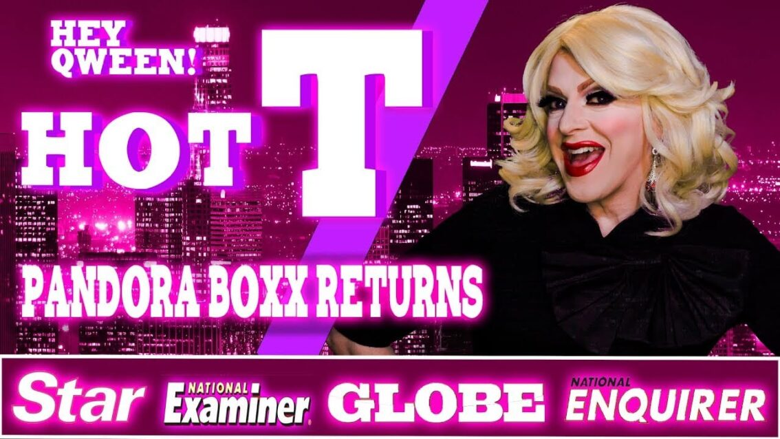 Pandora Boxx returns to Hot T- Season 4 Episode 9