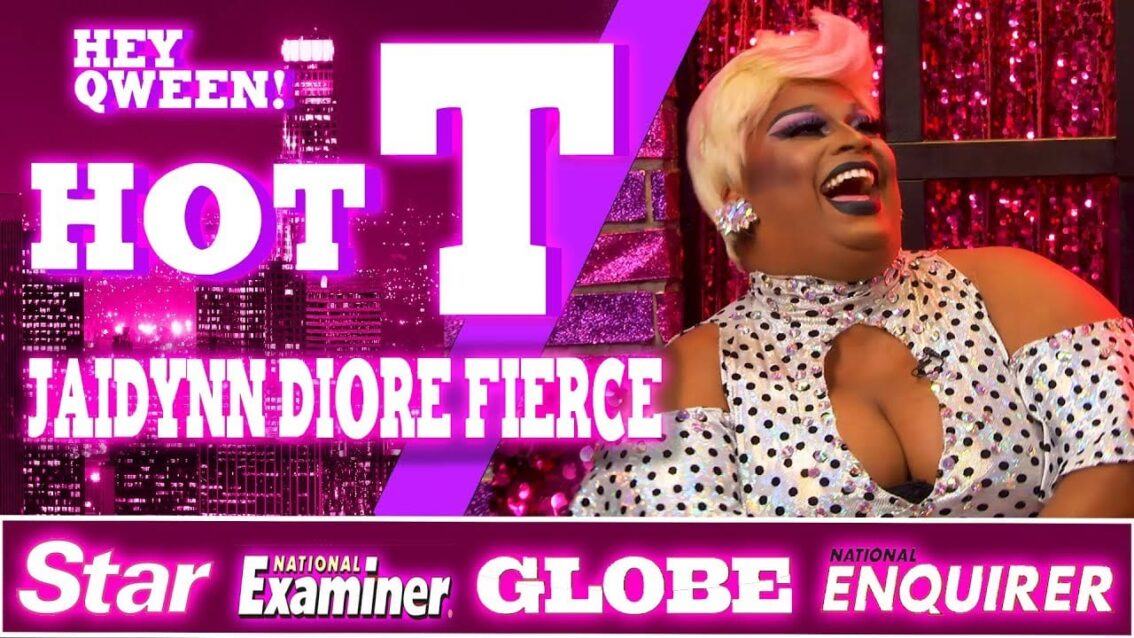 Jaidynn Diore Fierce on Hot T Season 4 Episode 3