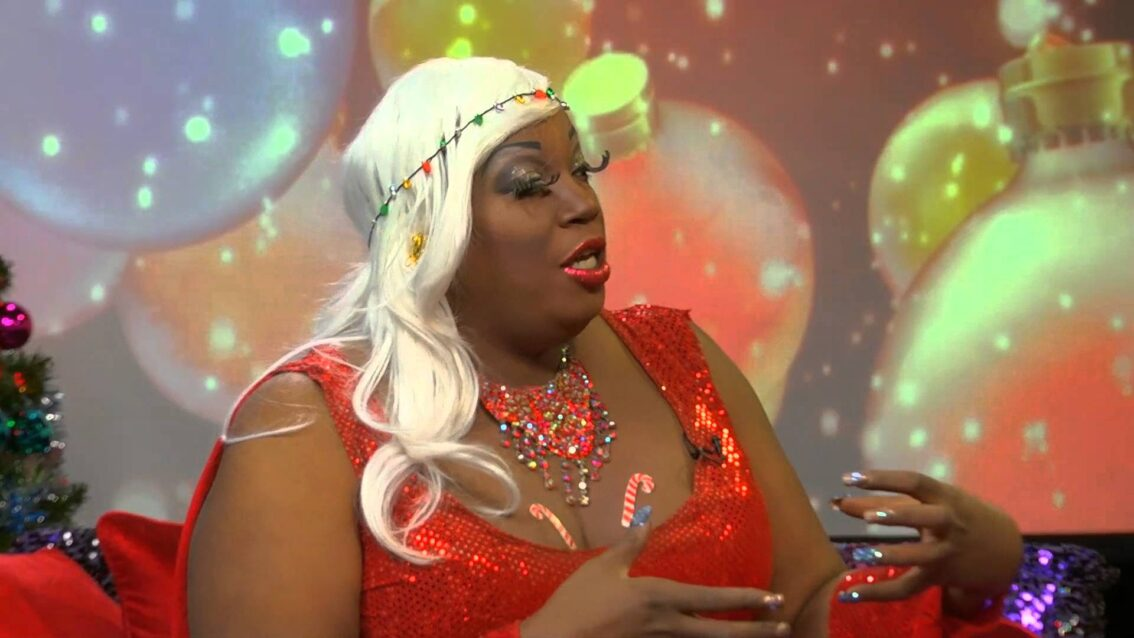 Hey Qween Holiday BONUS: Lady Red Explains Kwanza