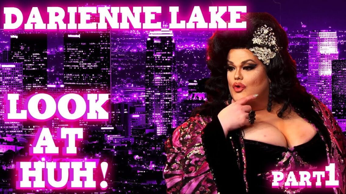 DARIENNE LAKE on Look At Huh! – Part 1