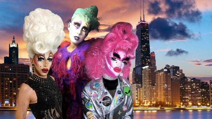 Chicago Drag Scene Is Coming For New York And LA Photo