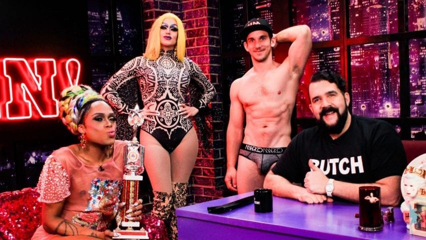 DIDA RITZ On Her Return To Drag! Photo