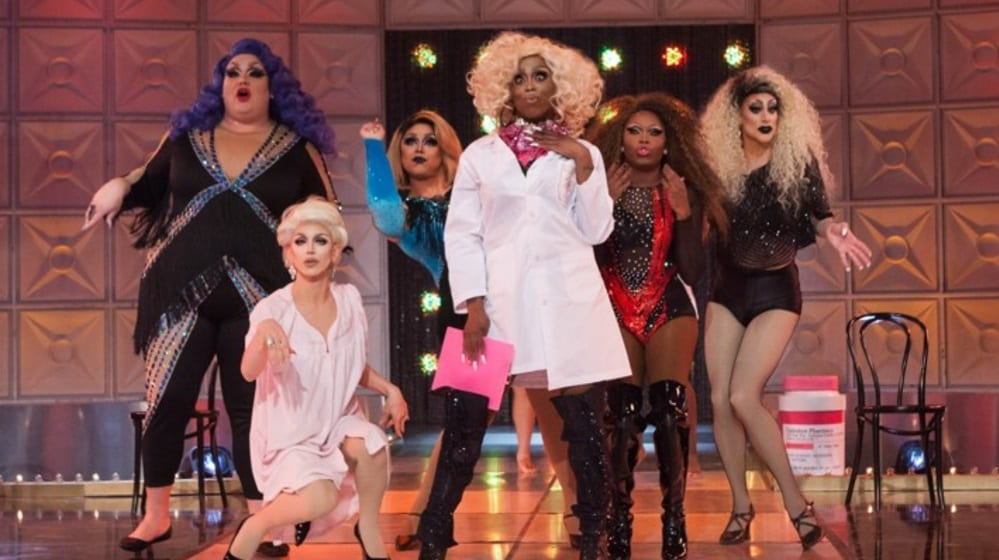 'RuPaul's Drag Race' Season 10, Episode 6: The RuCap